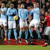 Le derby de Manchester