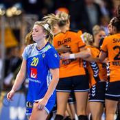 Les Pays-Bas sur le podium