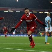 Liverpool fait tomber City