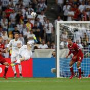 Acrobatique Gareth Bale