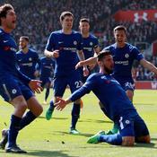 Giroud sauve Chelsea