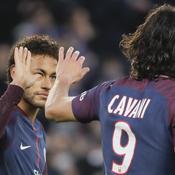 Neymar-Cavani