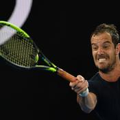 Richard Gasquet dominé