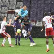Toulouse se maintient en Ligue 1