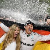 Rosberg, enfin au sommet