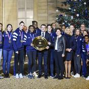 Emmanuel Macron, bleues, Roxana Maracineanu, Olivier Krumbholz