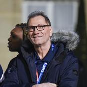 Olivier Krumbholz, sélectionneur équipe de France
