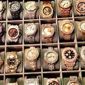 Floyd Mayweather et ses montres