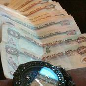 Floyd Mayweather et son argent