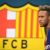 Neymar est toujours barcelonais