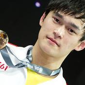 Le Chinois Sun Yang a conservé son titre de champion du monde de 800m nage libre.