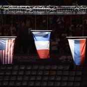 Un an après le titre olympique, l'histoire s'est répétée pour les nageurs français.