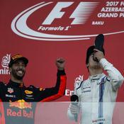Lance Stroll répond au défi de Daniel Ricciardo