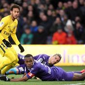 Neymar décisif