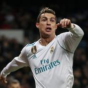 Triplé pour Ronaldo