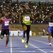 Les adieux d'Usain Bolt