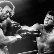 Mohamed Ali (USA) - George Foreman (USA)