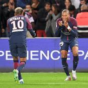 Neymar-Mbappé