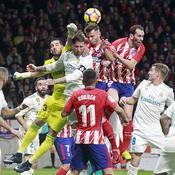 L'Atletico et le Real dos à dos