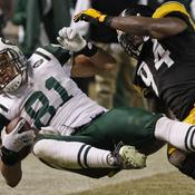 Pittsburgh Steelers - New York Jets 24-19