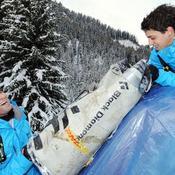 Fabrice Santoro et Tristan Lamasine