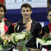 Brian Joubert, Patinage