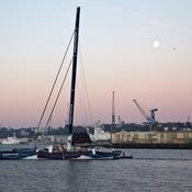 Départ de Brest