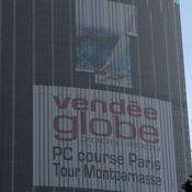 Le Vendée Globe investit Paris