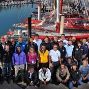 Les 30 Skippers du Vendée Globe