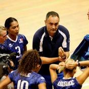 L'équipe de France féminine de Volley