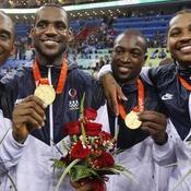 Kobe Bryant, LeBron James, Dwyane Wade, Carmelo Anthony