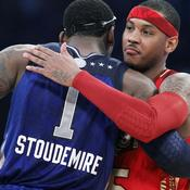 Amare Stoudemire-Melo Anthony