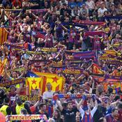 Supporters Barcelone
