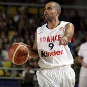 Tony Parker Equipe de France