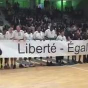 Finalement, la JSF Nanterre a bien chanté la Marseillaise avant son match