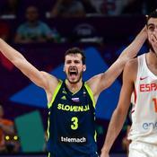 Eurobasket : la «petite» Slovénie lamine l'Espagne