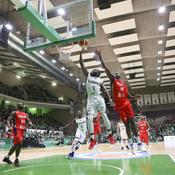 Chris Warren (Nanterre) vs Moustapha Fall (Chalon)