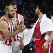 Spanoulis et l'Olympiakos renversent le CSKA et De Colo