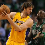 1. Pau Gasol, de Memphis aux Lakers (1er février 2008)