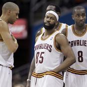 4. Baron Davis, des Clippers à Cleveland (25 février 2011)