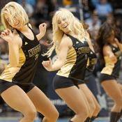 Cheerleaders Denver Nuggets