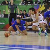 France-Iran, Evan Fournier
