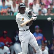 Jordan et le baseball