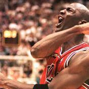 Michael Jordan rage