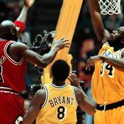 Michael Jordan, Shaq et Kobe
