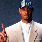 Tim Duncan choisi en première position de la Draft 1997