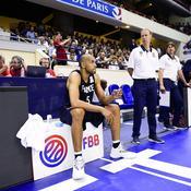 Nicolas Batum et Vincent Collet