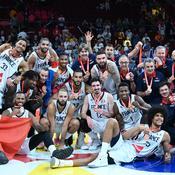 Joie équipe de France