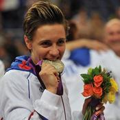 Céline Dumerc, reine d'Europe