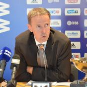 Conférence de presse - Vincent Collet